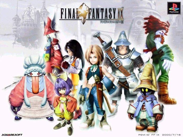 Musik Final FantasyIX