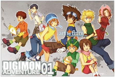 Fan Art Digimon Adventure
