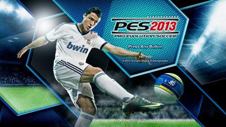 Pro Evolution Soccer2013