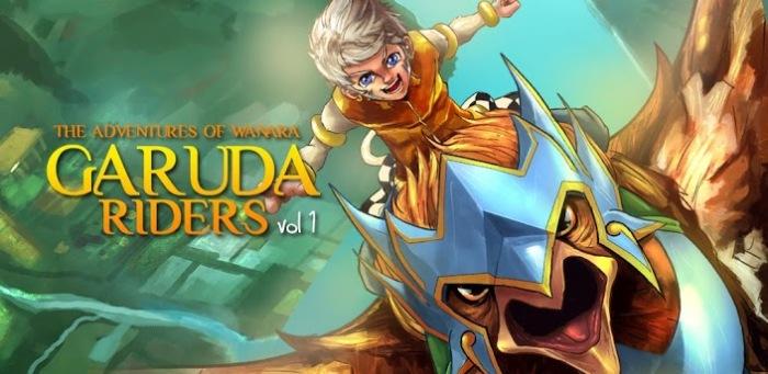 Game Bikinan Indonesia, Garuda Riders kini Meluncur untuk PlatformAndroid