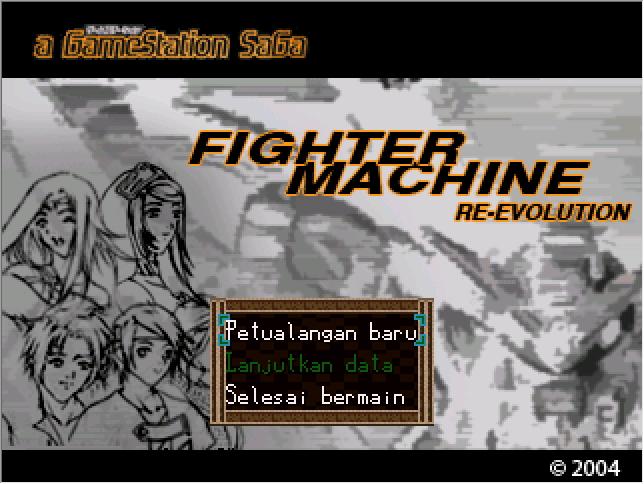Gamestation Saga : Game RPG Indonesia yangkreatif