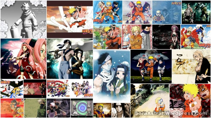 Wallpaper Collection : Naruto, Nature, and Ultra HighQuality