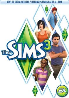The_Sims_3_Refresh_Cover